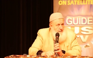 Open Lecture by Sheikh Yusuf Estes